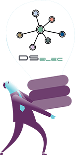 DS Elec Logo